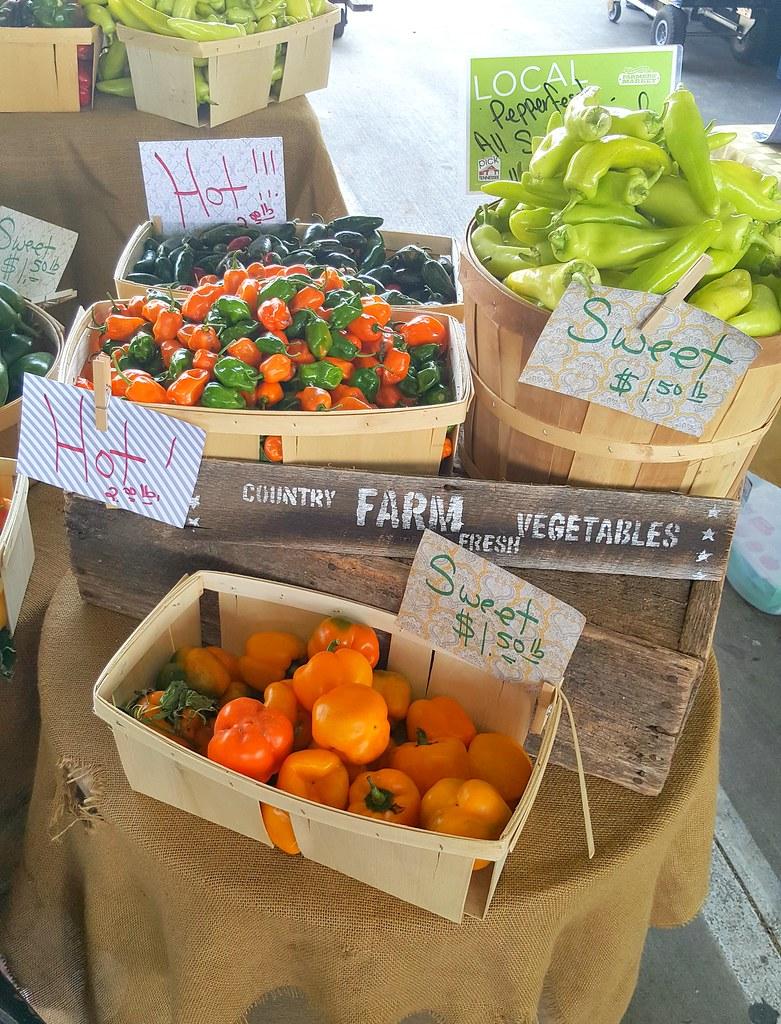 Farmers Market Nashville