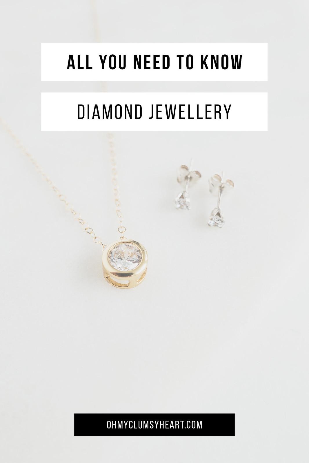 All You Need To Know: Diamond Jewellery