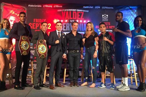 IRamírez y Hart anticipan una gran pelea en Tucson