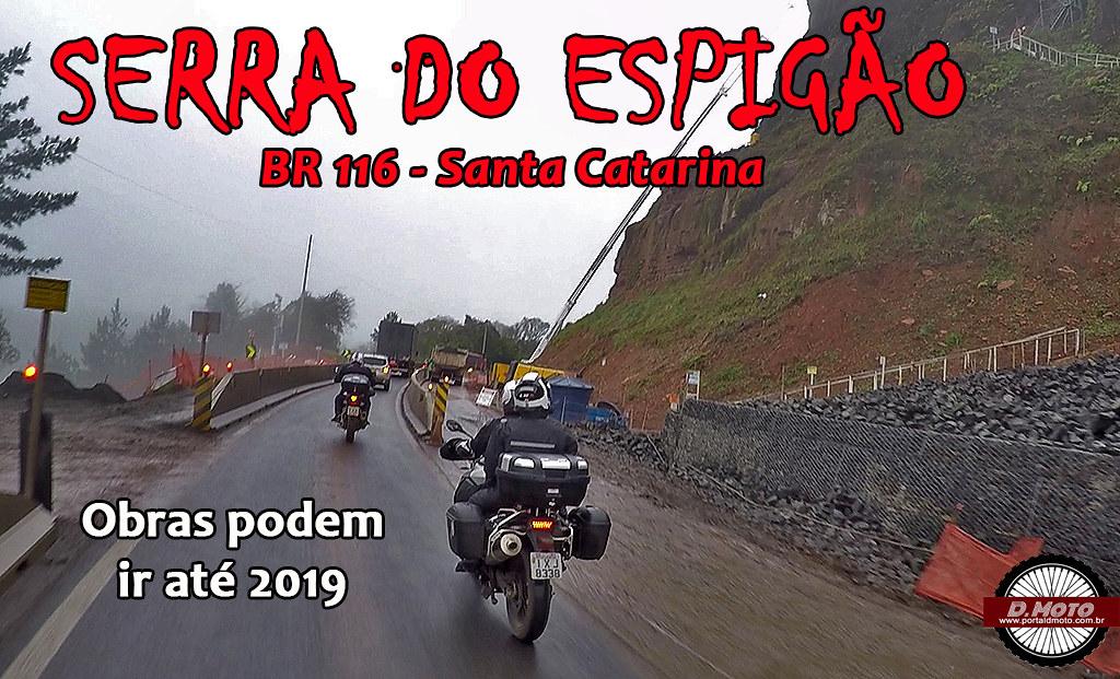 BR 116 – SERRA DO ESPIGÃO