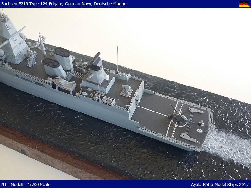 FGS Sachsen F219 (Type 124) Frégate de défense antiaérienne  35692597313_db83d9dff0_o