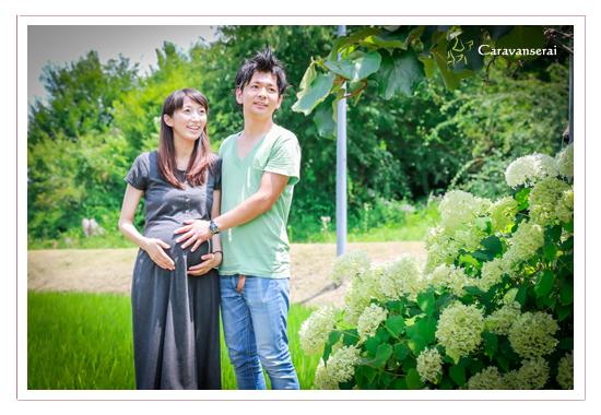 家族写真 岐阜県八百津町へ出張撮影 マタニティフォト 結婚記念日の夫婦写真 田舎 山 緑 プール 夏休み 自然な おしゃれ 人気 おすすめ