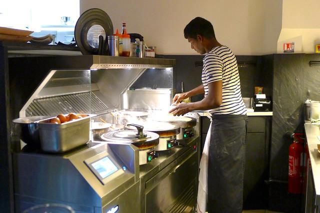 Restaurant Breizh Café Odéon, Paris