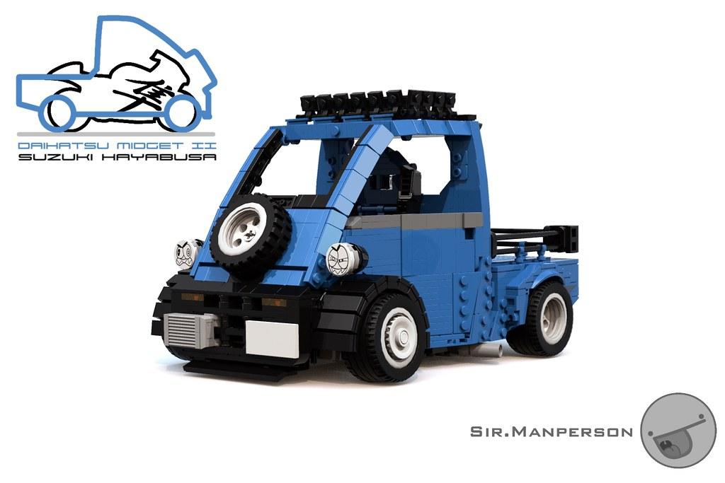 Daihatsu midget wheelbase picture 75