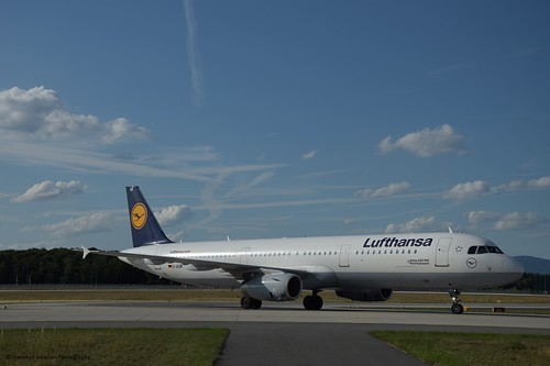 D-AIDM - Airbus A321-231 - Lufthansa | by Frankfurt Aviation Photography