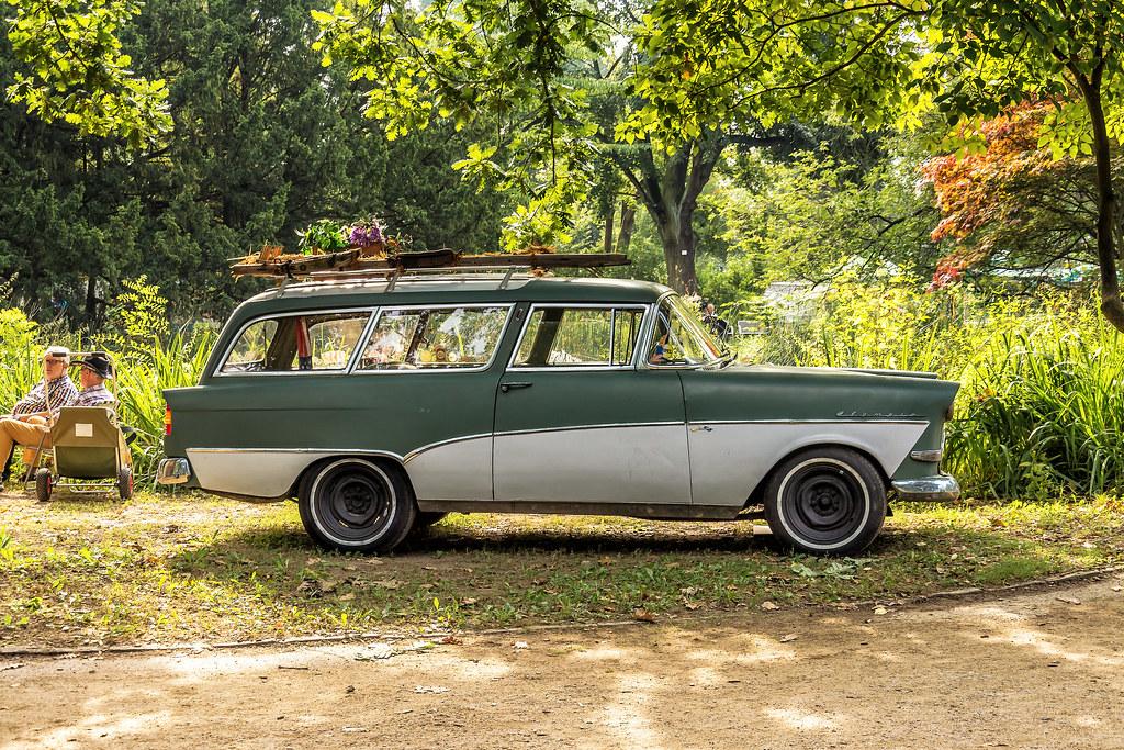 opel olympia rekord p1 caravan 1958 1960. Black Bedroom Furniture Sets. Home Design Ideas