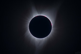 Total Eclipse 2017 | by paranoidroid