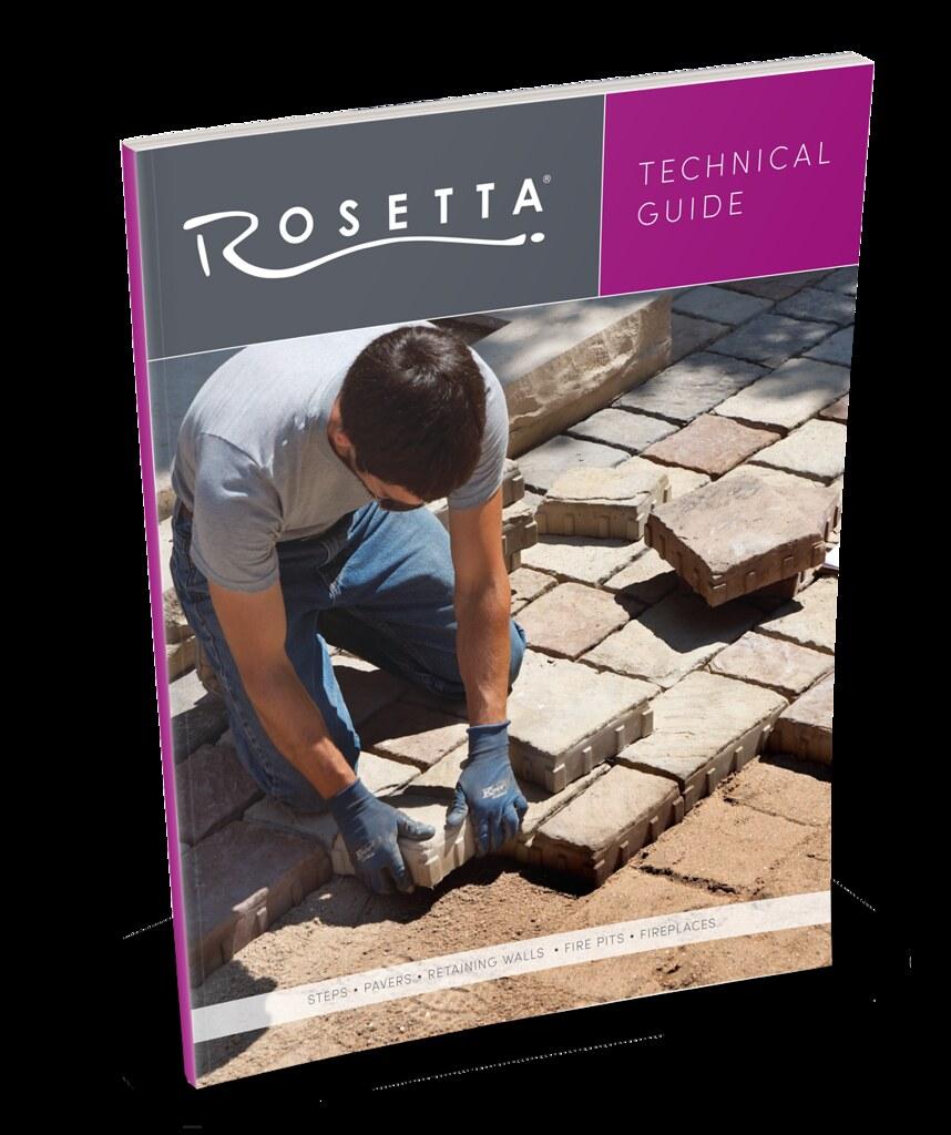 Rosetta Hardscapes tech guide