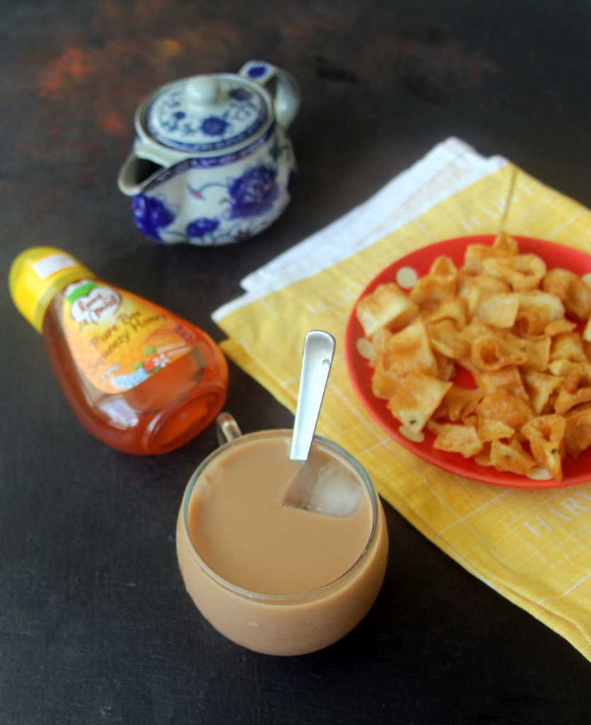 Honey Milk Tea recipe - Tea Recipes