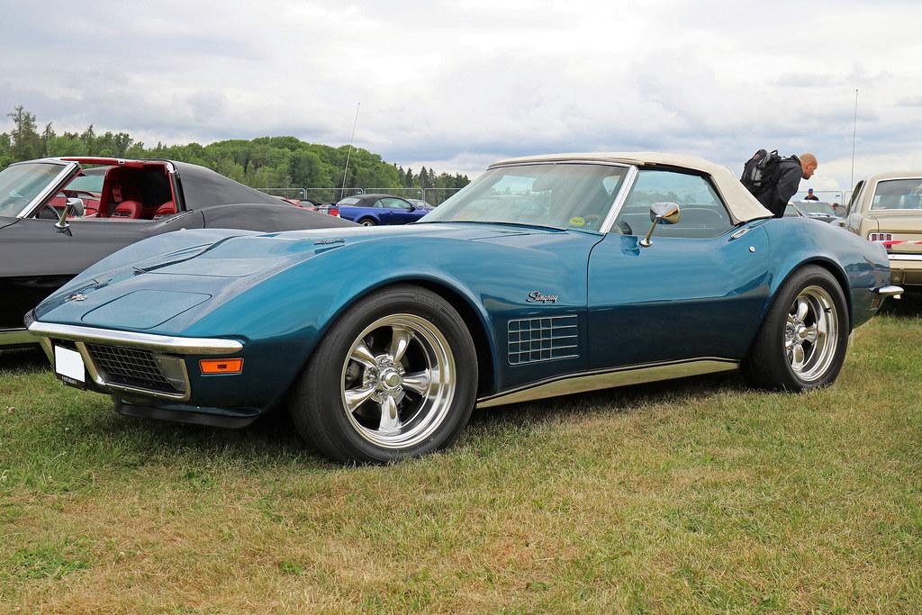 1972 Chevrolet Corvette Stingray Awol Thanks For Over 2000