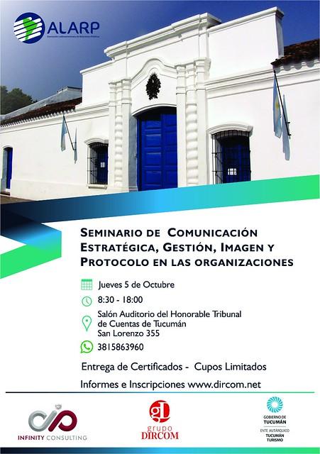 Seminario en Tucumán