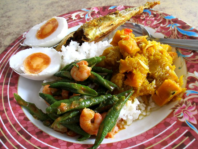 Choon Seng nasi campur