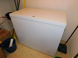 Kenmore small chest freezer | by thornhill3