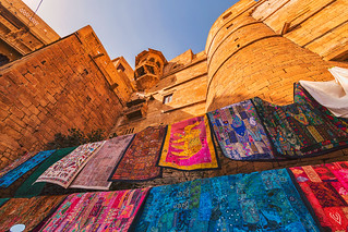 Jaisalmer Fort | by rahul_th