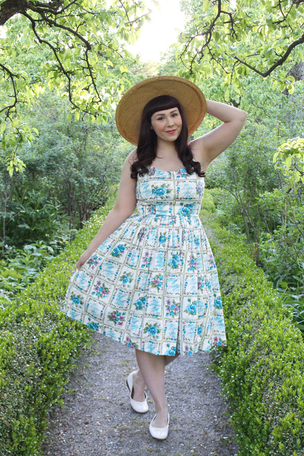 gigi enchanted fleur dress
