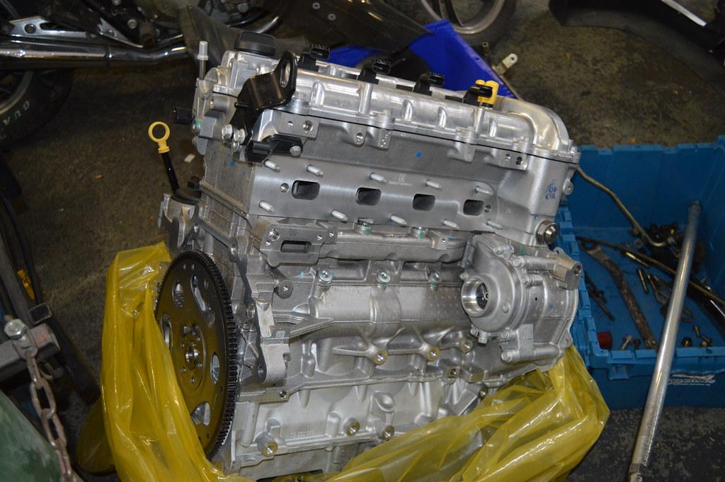 NA] TURN KEY EcoTecMiata 2 4 engine build with NEW factory