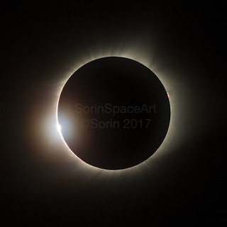 Total Solar Eclipse Diamond Ring 2017 | by SoggyAstro