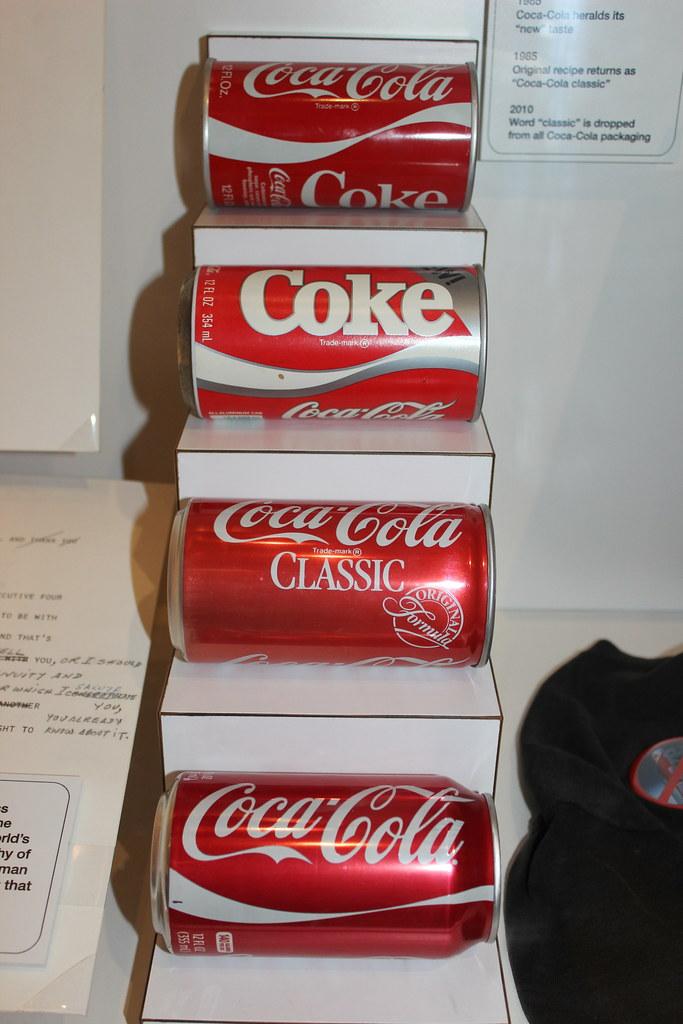 new coke recipe