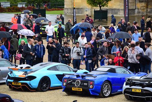 Blenheim Palace Classic & Supercar, Blenheim Palace 2017