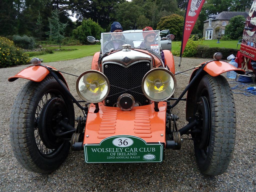 The Wolseley Car Club of Ireland Vintage Rally, Tea & Coff…   Flickr