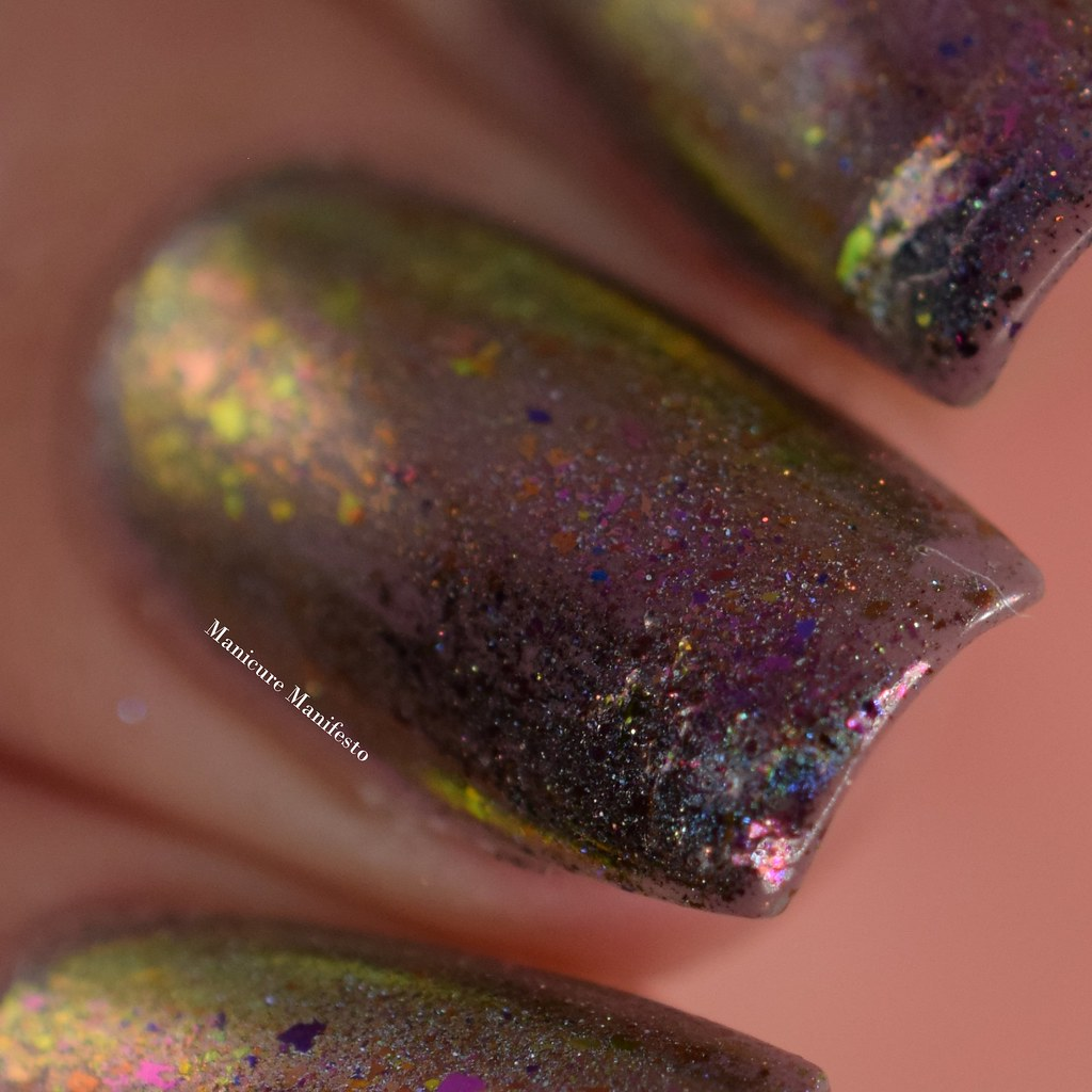 Multichrome Holo nail art flakes