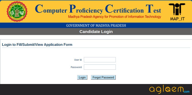 MP CPCT Admit Card Released on cpct.mp.gov.in