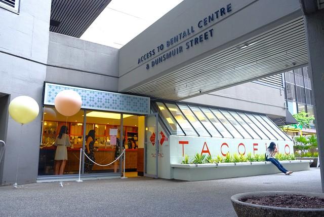 Tacofino Oasis Bentall | Vancouver Financial District