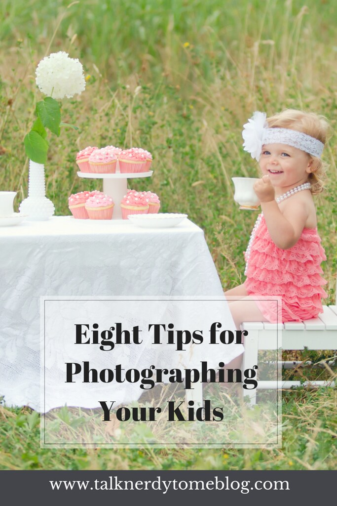 Eight tips for photographing you child