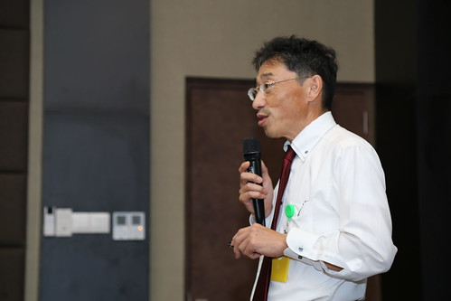 Prof. Mamoru Koketsu | by International Conference on Science and Technology
