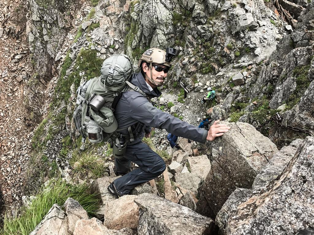 Field Report: Mt. Hotaka 36931439641_2eca3ab38f_b
