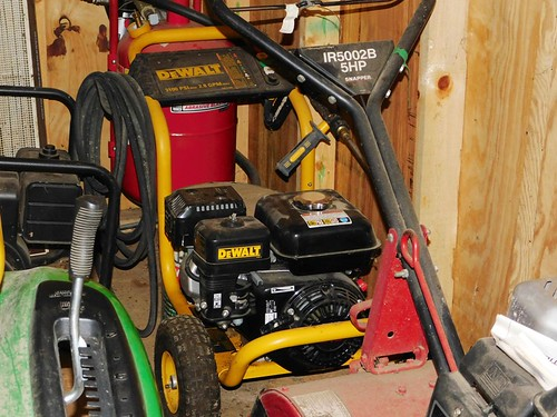 DeWalt power washer | by thornhill3