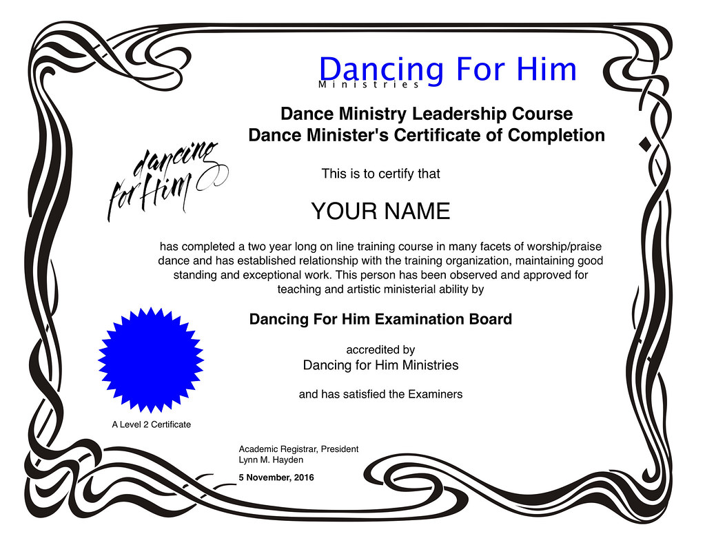 Injesus Praise Dance Certification Watch New Videos