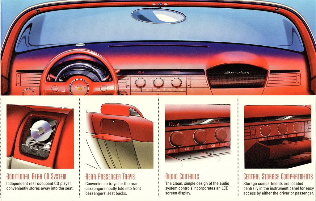 2002 Chevrolet Bel Air Concept Car Alden Jewell Flickr