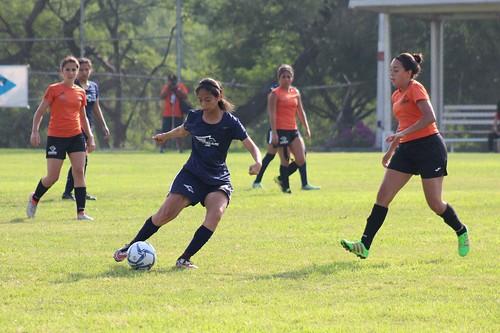 IHabrá escuela de futbol femenil en la UAS