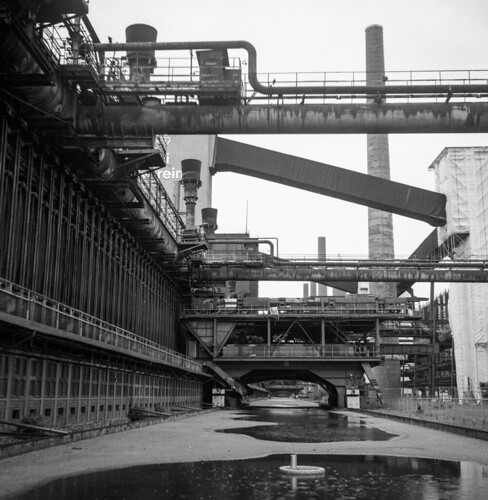 Kokerei Zollverein | by Kamerakata
