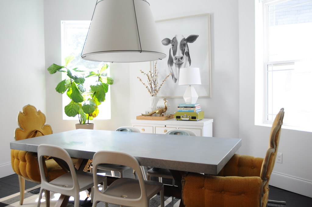 Image result for Scandinavian style dining rooms