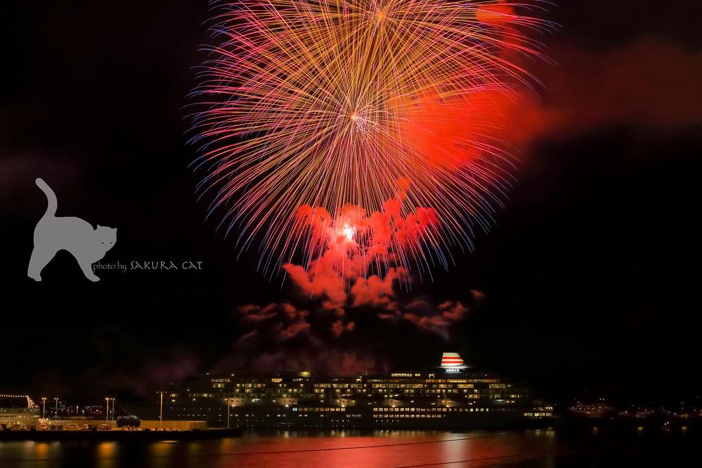 香川 県 花火 高松まつり花火大会 | 香川県 | sakura cat | flickr