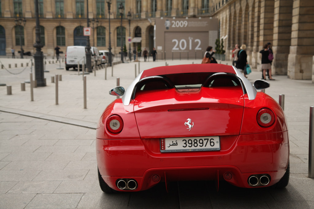 2010 2011 Ferrari 599 Sa Aperta Paris 052012 Telkine Flickr