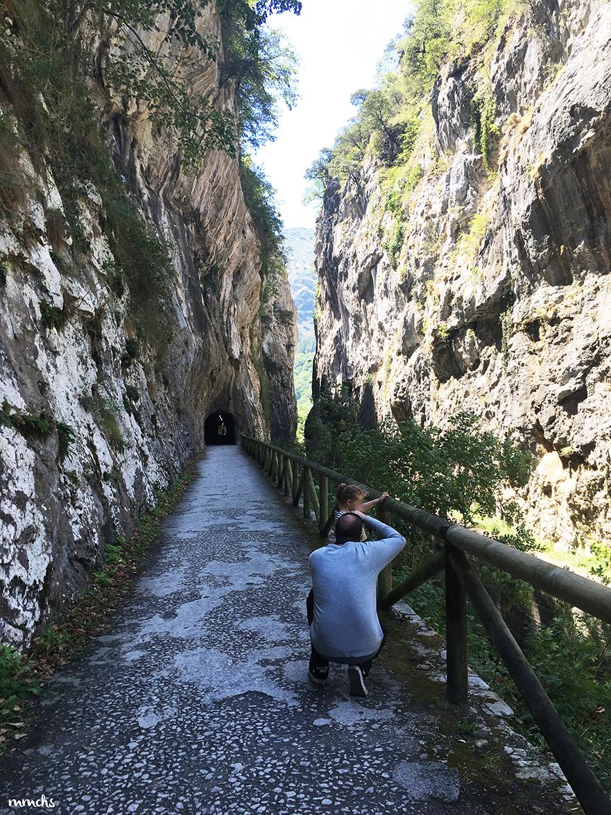 Senda del Oso con niños, Asturias