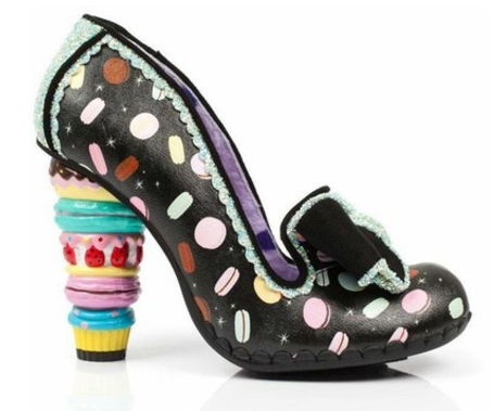 irregular choice candy macaron shoes