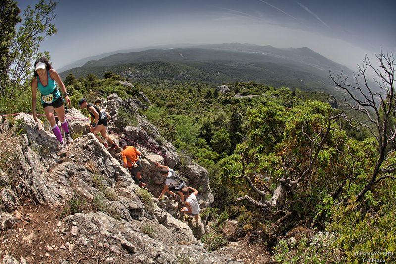 Ένας από τους πιο τεχνικούς αγώνες βουνού στην χώρα μας! | © Λουκάς Χαψής