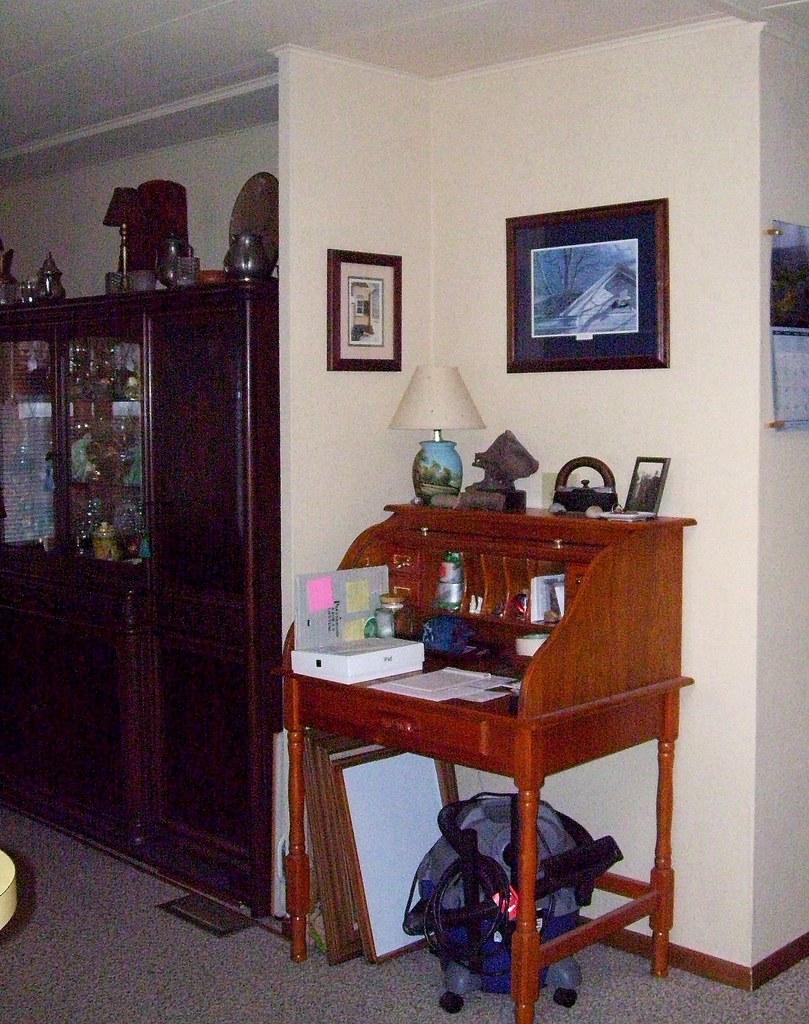 corner nook from kitchen