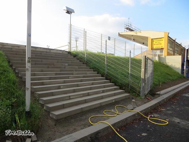 Baustelle Stadion Oberwerth 35715421884_9b92ff3934_z