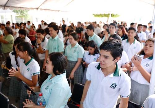 Inician clases más de 32 mil alumnos en Cobaes