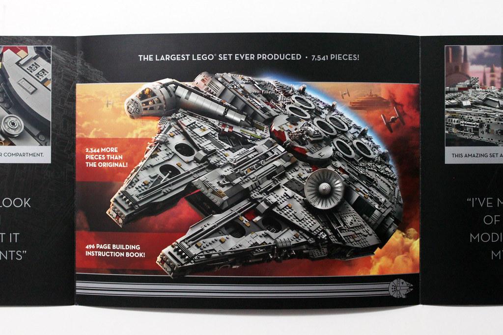 LEGO Star Wars Ultimate Collector Series Millennium Falcon… | Flickr