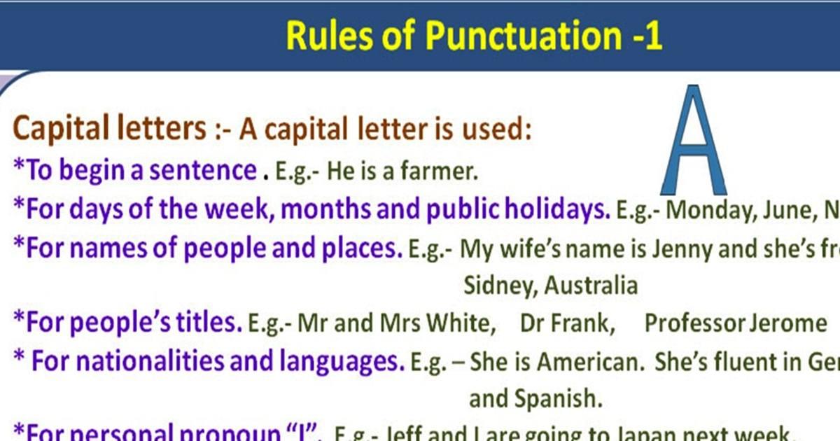 English Grammar 5