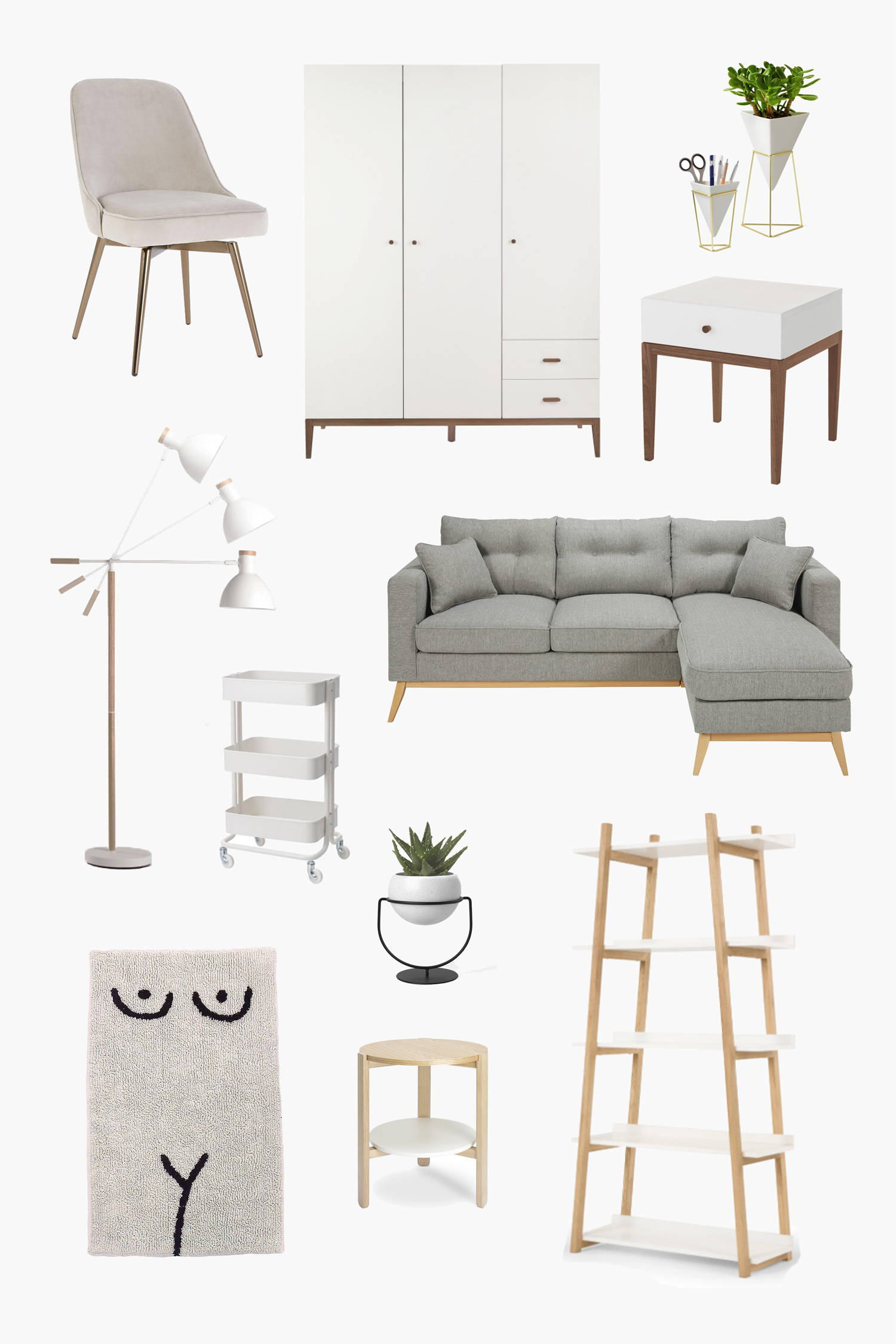 A Scandinavian-Inspired Homewares Wishlist