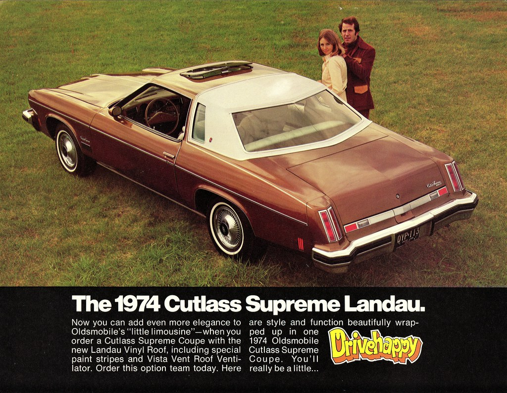 1974 Olds Cutlass