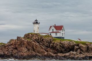Backside of Nubble | by jjglowacki