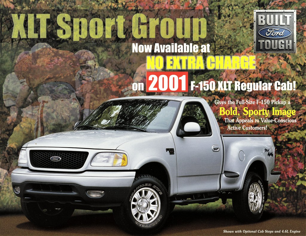 2001 Ford F 150 Xlt Sport Group Alden Jewell Flickr